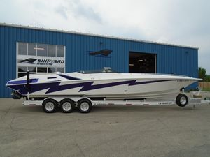 Used Fountain 35 Lightning35 Lightning High Performance Boat For Sale
