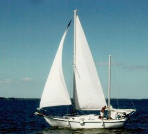 Used Allied Seawind II Sloop Sailboat For Sale
