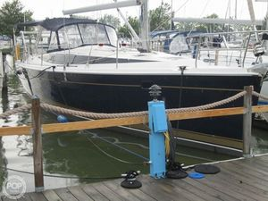 Used Marlow Hunter 40 Sloop Sailboat For Sale