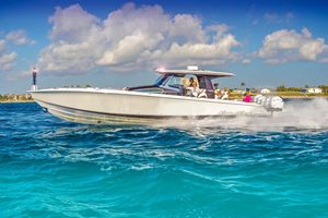 Used Nor-Tech 450 Center Console450 Center Console Center Console Fishing Boat For Sale