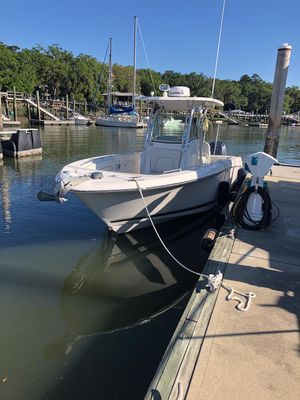 Used Wellcraft 27 Scarab Tournament27 Scarab Tournament Saltwater Fishing Boat For Sale