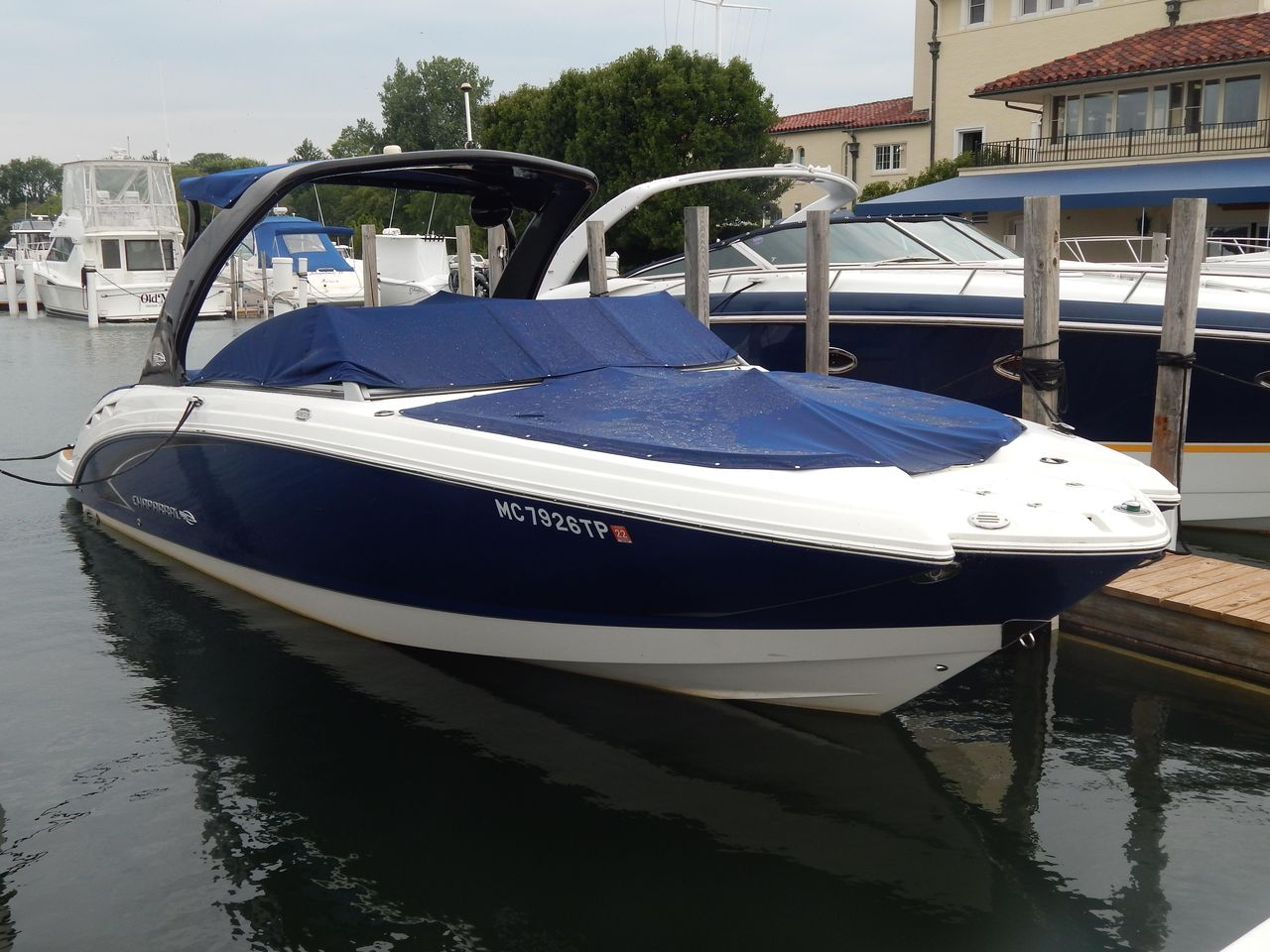 2008 Used Chaparral 284 Sunesta Bowrider Boat For Sale