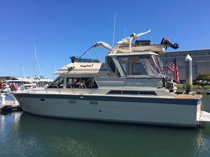 Used Hi-Star Cockpit Motoryacht Cruiser Boat For Sale