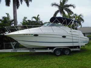 Used Doral 270 SC Express Cruiser Boat For Sale