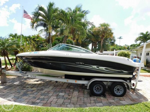 Used Sea Ray 200 Select Bowrider Boat For Sale