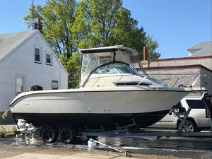 Used Stratos 24502450 Saltwater Fishing Boat For Sale