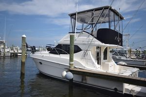 Used Silverton 34C34C Convertible Fishing Boat For Sale