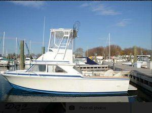 Used Bertram FlybridgeFlybridge Flybridge Boat For Sale