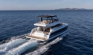New Fountaine Pajot MY 44MY 44 Power Catamaran Boat For Sale