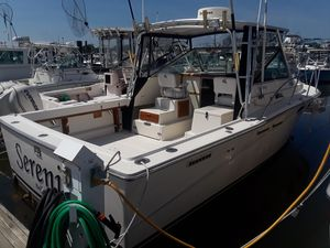 Used Tiara 2700 Open2700 Open Saltwater Fishing Boat For Sale