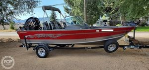 Used Lund 1875 Impact Sport Aluminum Fishing Boat For Sale
