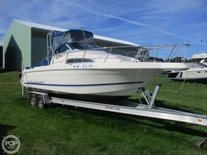 Used Wellcraft 264 Coastal Walkaround Fishing Boat For Sale