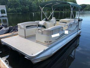 Used Avalon Somerset Elite 22 Pontoon Boat For Sale