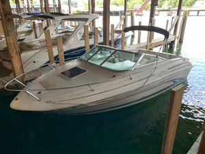 Used Sea Ray 215 Express Cruiser215 Express Cruiser Sports Fishing Boat For Sale