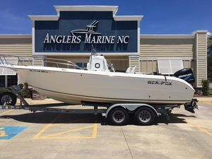 Used Sea Fox 230 Center Console230 Center Console Saltwater Fishing Boat For Sale