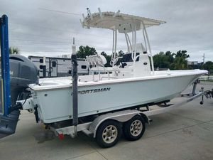 Used Sportsman Masters 247 Bay BoatMasters 247 Bay Boat Bay Boat For Sale