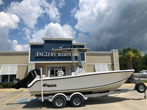 Used Mako 204 CC204 CC Saltwater Fishing Boat For Sale