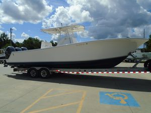 Used Onslow Bay 3333 Center Console Fishing Boat For Sale