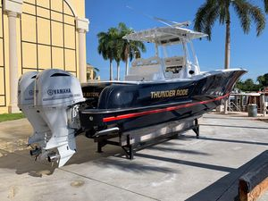Used Mag Bay 33 Center Console Fishing Boat For Sale