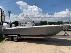 New Tidewater 2700 Carolina Bay Center Console Fishing Boat For Sale