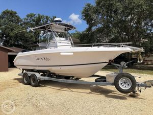 Used Donzi 23 ZF Center Console Fishing Boat For Sale