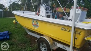 Used Reef Runner 180B Bay Boat For Sale