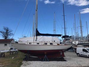 Used Bristol 32'sloop Cruiser Sailboat For Sale