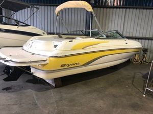 Used Bryant 206 BR206 BR Sports Fishing Boat For Sale