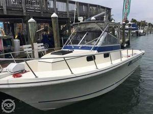 Used Pro-Line 280 WA Walkaround Fishing Boat For Sale