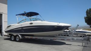 Used Sea Ray 290 Sundeck290 Sundeck Bowrider Boat For Sale