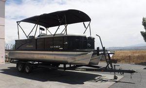 Used Manitou 23 Oasis Std23 Oasis Std Pontoon Boat For Sale