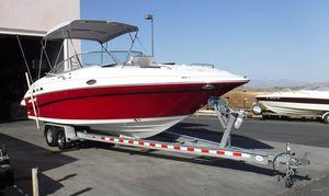 Used Ebbtide 2600 SL2600 SL Bowrider Boat For Sale