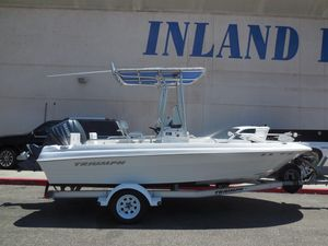 Used Triumph 190 Bay190 Bay Center Console Fishing Boat For Sale
