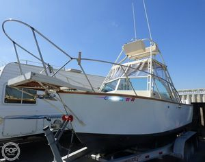 Used Blackman 23 Walkaround Fishing Boat For Sale