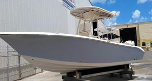 Used Sea Chaser 22 HFC Center Console Fishing Boat For Sale