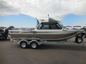 New Northwest Boats 218 Lightning HT218 Lightning HT Aluminum Fishing Boat For Sale