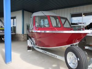 Used Northwest Boats 187 COMPASS187 COMPASS Aluminum Fishing Boat For Sale