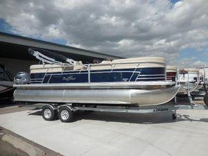 New Sunchaser Geneva 22 LR DHGeneva 22 LR DH Aluminum Fishing Boat For Sale