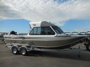 New Northwest Boats 228 O/B Lightning HT228 O/B Lightning HT Aluminum Fishing Boat For Sale