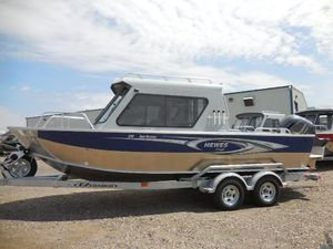 New Hewescraft 21 Sea Runner HT BH 2ND21 Sea Runner HT BH 2ND Aluminum Fishing Boat For Sale