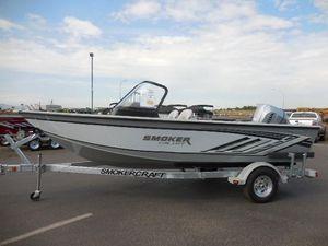 New Smoker Craft 172 Osprey172 Osprey Freshwater Fishing Boat For Sale