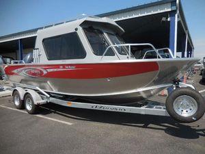 New Hewescraft 210 SEA RUNNER HT W/ ET210 SEA RUNNER HT W/ ET Aluminum Fishing Boat For Sale