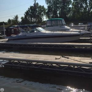 Used Wellcraft 34 Gran Sport Express Cruiser Boat For Sale