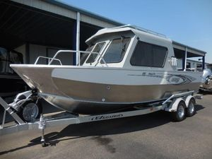 Used Hewescraft 220 Ocean Pro HT BH220 Ocean Pro HT BH Aluminum Fishing Boat For Sale