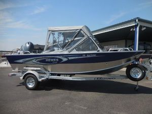 Used Hewescraft 180 Sportsman180 Sportsman Aluminum Fishing Boat For Sale