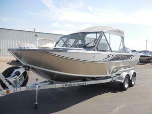 New Weldcraft 202 Rebel Outback202 Rebel Outback Aluminum Fishing Boat For Sale