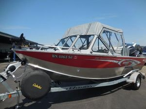 Used Hewescraft 20 Sportsman20 Sportsman Aluminum Fishing Boat For Sale
