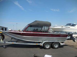 Used Weldcraft 20' Jet20' Jet Aluminum Fishing Boat For Sale