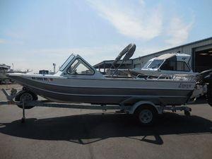 Used Thunder Jet EnvoyEnvoy Aluminum Fishing Boat For Sale