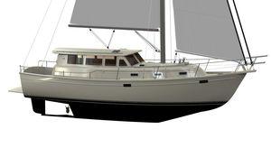 New Island Packet 42 Motor Sailer Motorsailer Sailboat For Sale